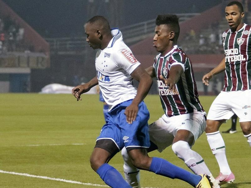 Brasileirão: Fluminense e Cruzeiro empatam no Giulite Coutinho