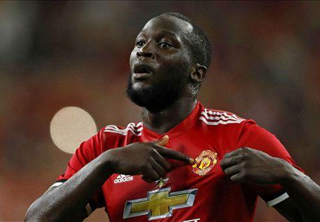 Lukaku shines in Man Utd victory