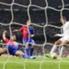 Cristiano Ronaldo, en el partido de Champions ante el Basilea