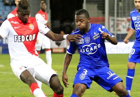 Résumé de match, Bastia-Monaco (1-3)