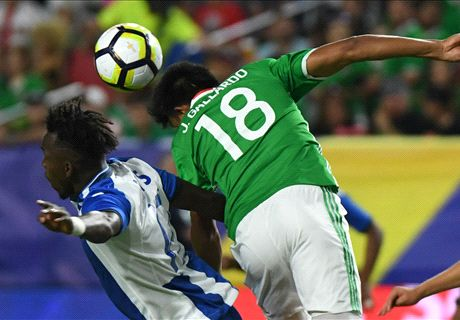 LIVE: Mexico vs Honduras