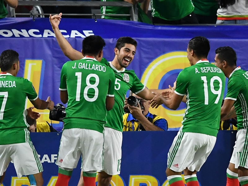 Narrow win sends Mexico to semifinal