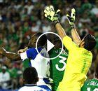 SELECCIÓN: Corona evitó gol olímpico de Honduras