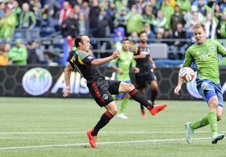 Sounders Claim Supporters' Shield