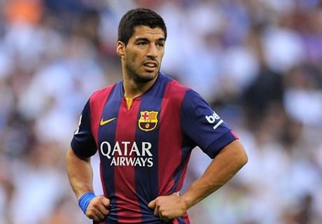 'Suarez should be on Ballon d'Or list'