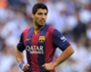 Suarez misses out on Fifa Ballon d'Or nomination