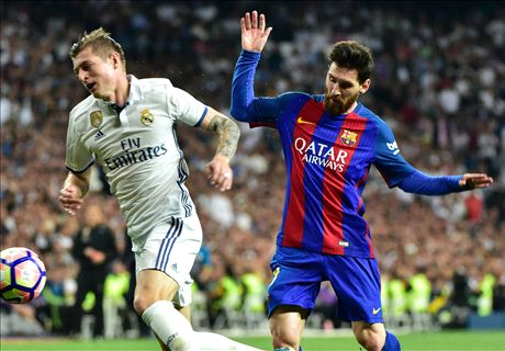 Clasico dates revealed for 17-18 season