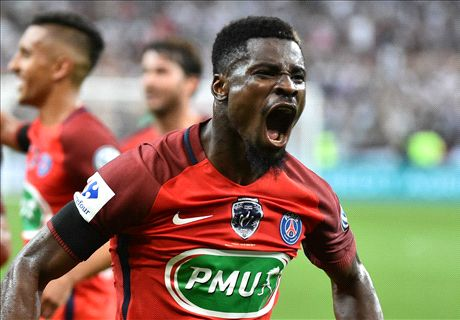 Pogba urging Man Utd to sign Aurier