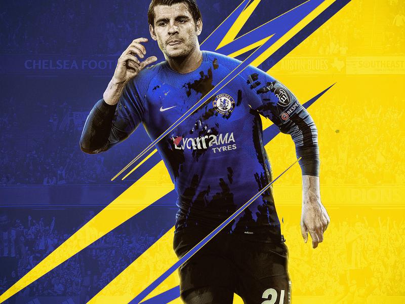Chelsea officialise l'arrivée de Morata