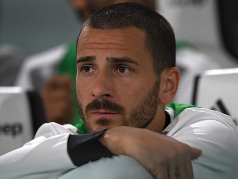 Bonucci: I didn't feel important at Juventus