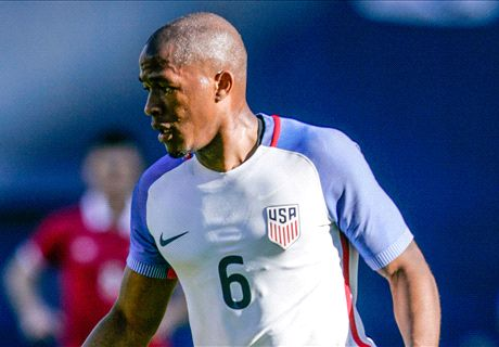 Nagbe growing into USA role