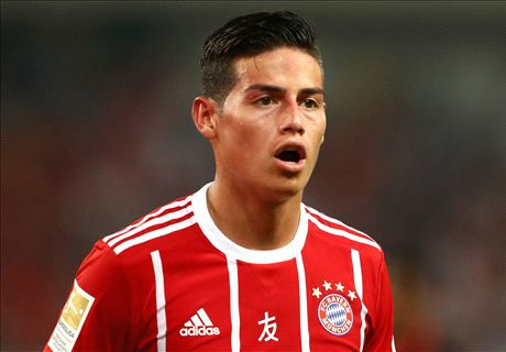 James won't rule out Madrid return