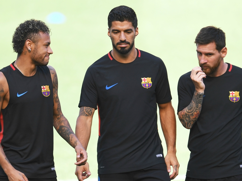 Amid transfer drama, Barcelona and Juventus start anew in ICC