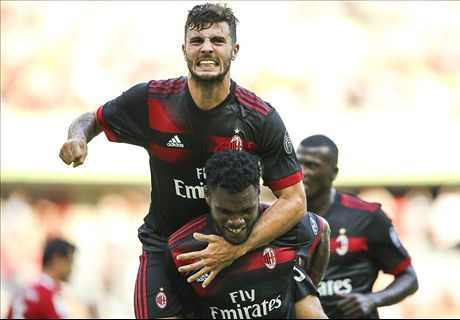 FT: Bayern Munich 0-4 AC Milan