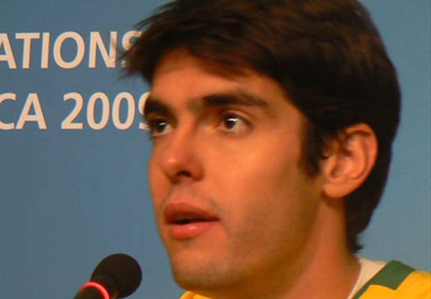 Real Madrid To Present Kaka At 20:30 On Tuesday, June 30
