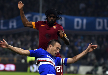 Laporan Pertandingan: Sampdoria 0-0 AS Roma