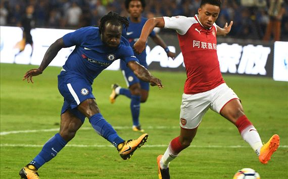 Nigerians divided over Chelsea or Arsenal