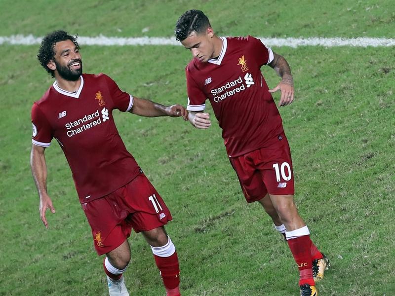Coutinho et Liverpool montent en puissance