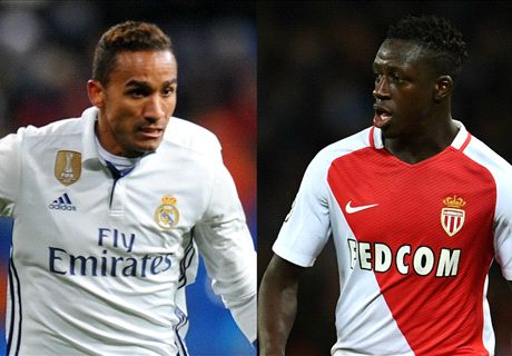 Man City set for Danilo & Mendy swoop