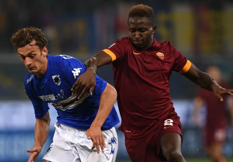 Résumé de match, Sampdoria-Roma (0-0)