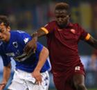 Sampdoria Tahan Imbang Roma