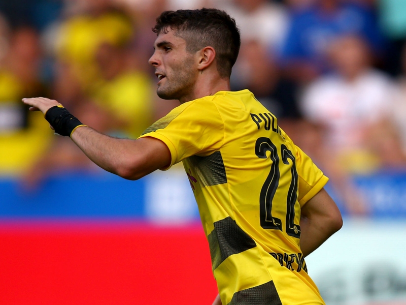 VfL Bochum 2 Borussia Dortmund 2: Castro and Pulisic spare Bosz's blushes