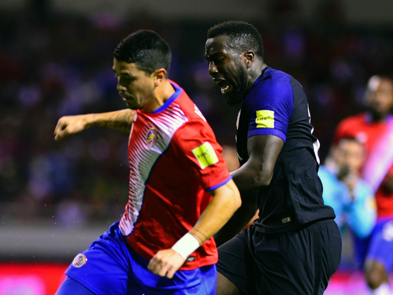 U.S. and Costa Rica face off in rematch eight months in the making
