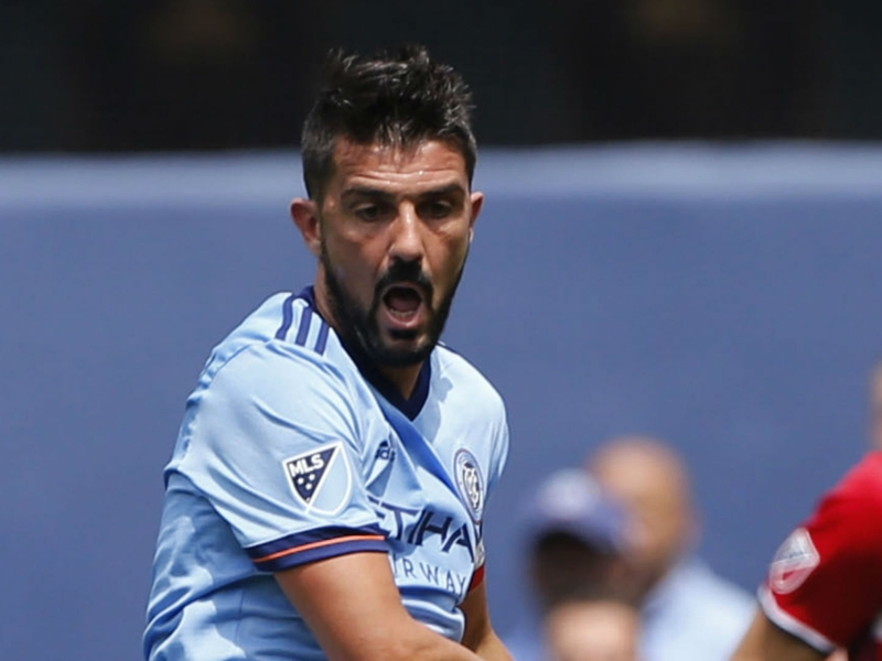 WATCH: Villa, Accam trade eye-popping goals in NYCFC win over Fire