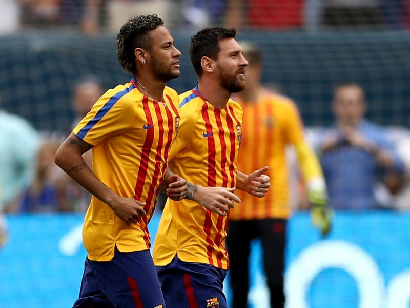 'Barcelona will not do without Neymar' - Valverde wants Brazilian to stay at Camp Nou