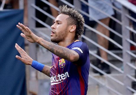 Neymar leads Barca past Juventus