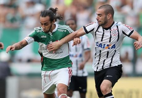 Agónico empate en São Paulo