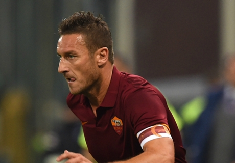 Totti: I want to coach Roma