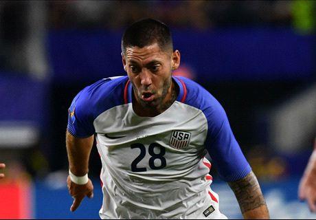 Dempsey ties U.S. goal record