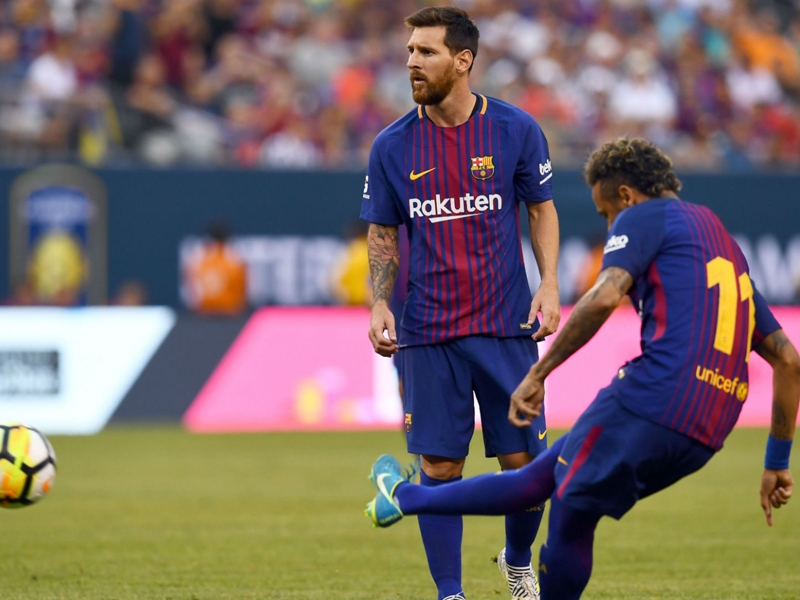Barca boss Valverde: 'I'm not discovering Messi'