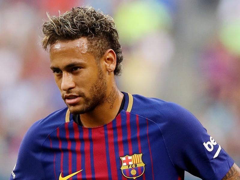 """Chiellini : """"Neymar est au niveau de Messi"""""""