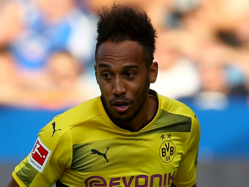 Bosz: Aubameyang to China talk is 'nonsense'