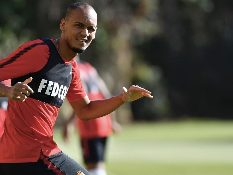 """Monaco, Fabinho encense """"le meneur"""" Radamel Falcao"""