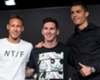 Ronaldo motivated by Messi rivalry