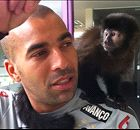 A macaca de Sheik e mais: os mascotes do futebol!
