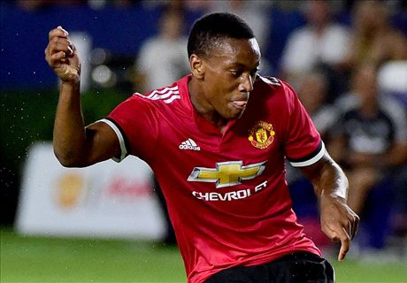 Hands off, loaners! Martial dazzles vs Real