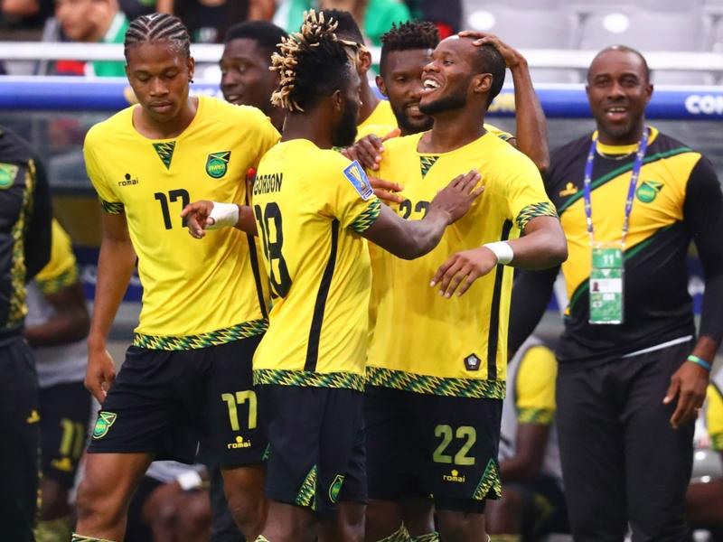 Gold Cup : sensation, la Jamaïque élimine le Mexique et file en finale