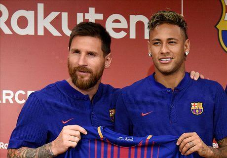 RUMOURS: Messi tells Neymar to stay