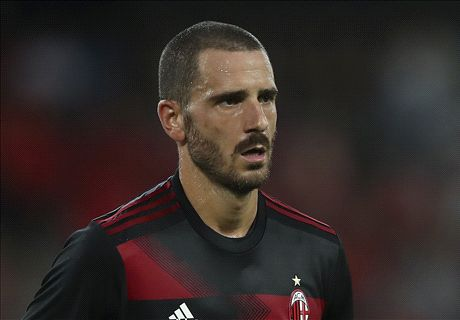 Bonucci reveals why he left Juventus