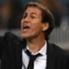 Roma coach Rudi Garcia
