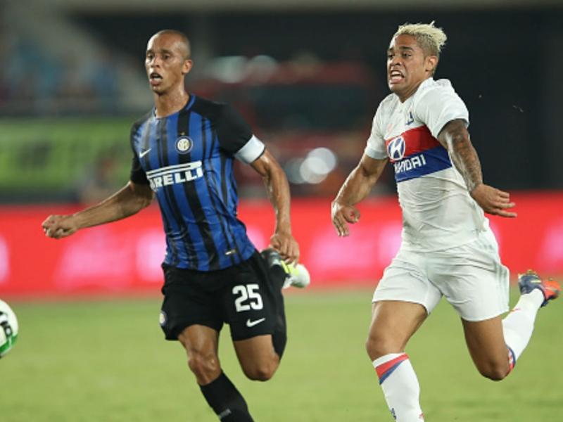 ICC - Lyon battu par l'Inter Milan (0-1) pour la première de Mariano Diaz