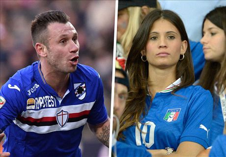 Cassano retires, blames wife on Twitter