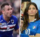 Cassano retires, blames wife on Twitter