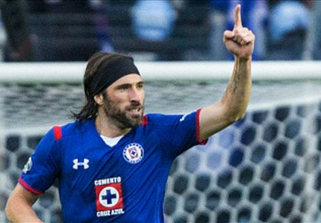 Mariano Pavone se irá de Cruz Azul