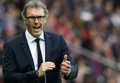 Laurent Blanc: PSG Kurang Agresif