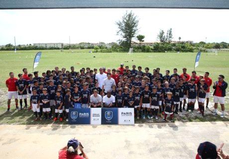 La PSG Academy à Miami, un business lucratif